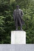 Ленин в Полесске