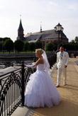 Свадьба на набережной