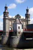 Опора моста королевы Луизы