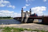 Мост королевы Луизы в Советске
