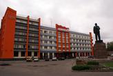 Все, как и положено — советская гостиница