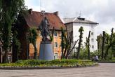 Памятник советскому солдату в Советске