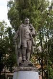 Бронзовый солдат в Советске