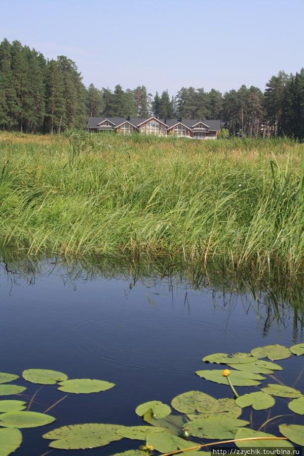 Внутренние озера