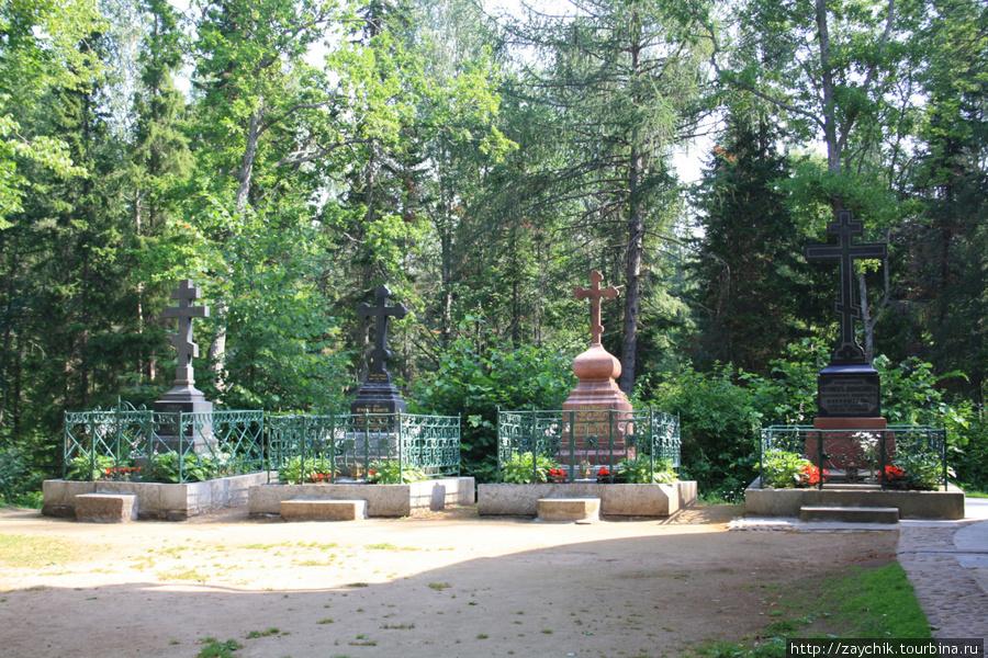 Игуменское кладбище