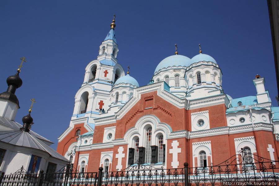 Спасо-Преображенский собор Валаамского монастыря