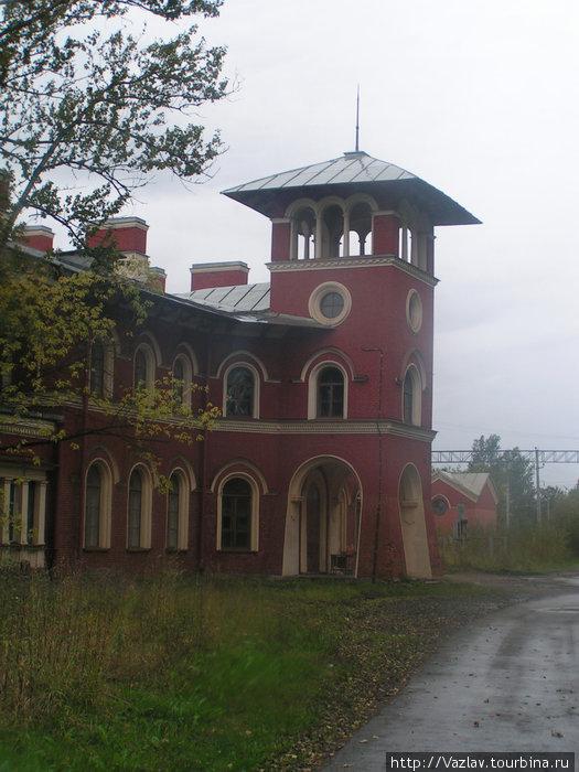 стрельна вокзал фото изделие нужной