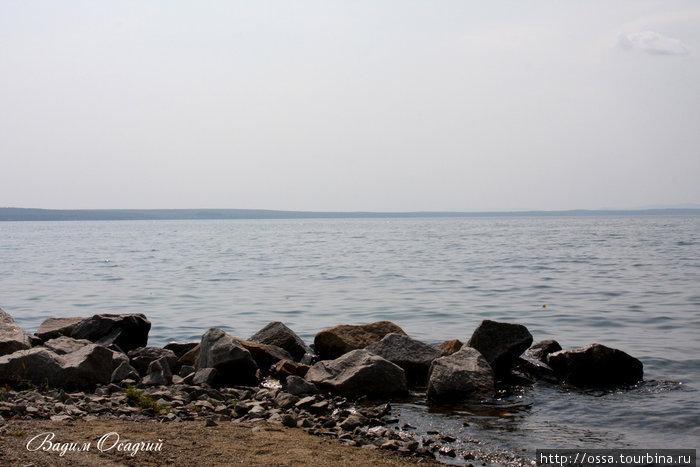 Озера Южного Урала. Озеро