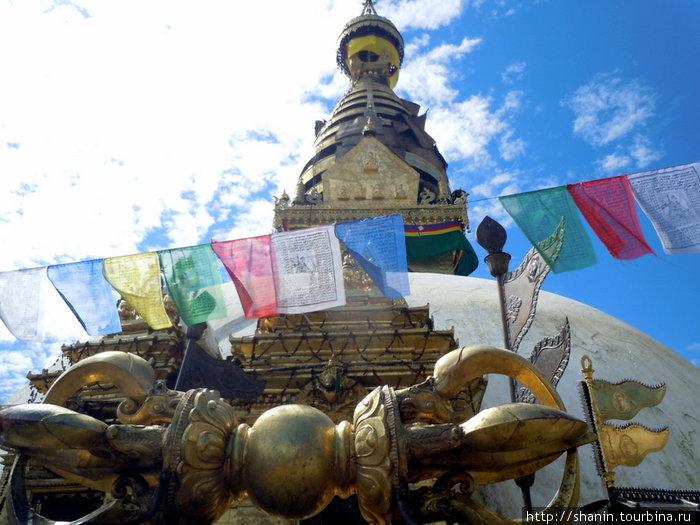 ваджра фото непал приседания штангой